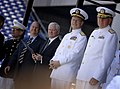 US Navy 070525-N-0696M-276 Official party for the 2007 U.S. Naval Academy Graduation.jpg