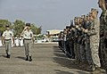 US Navy 111111-F-VK137-186 Capt. Yann Appriou, commander of the 5th French Marines Battalion, salutes a formation of U.S. service members assigned.jpg
