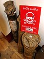 UXO Display - COPE Office - VIentiane - Laos.JPG