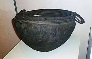 Bronze Age Irish cauldron – Medieval Irish Nutrition