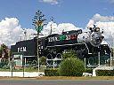Un monumento emblemático de la ciudad Apizaco es la maquinita.JPG