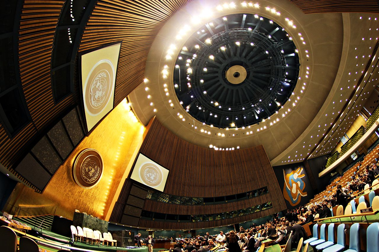 general assembly of the united nation essay The united nations the major powers role of united nations essay united nations general assembly united nations.
