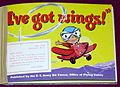 "United States Army Air Forces booklet, ""I've got wings!"", circa 1944.JPG"