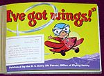 """United States Army Air Forces booklet, """"I've got wings!"""", circa 1944.JPG"""