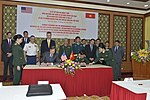 United States and Vietnam Sign Memorandum of Intent to Begin Dioxin Remediation at Bien Hoa (38953431305).jpg