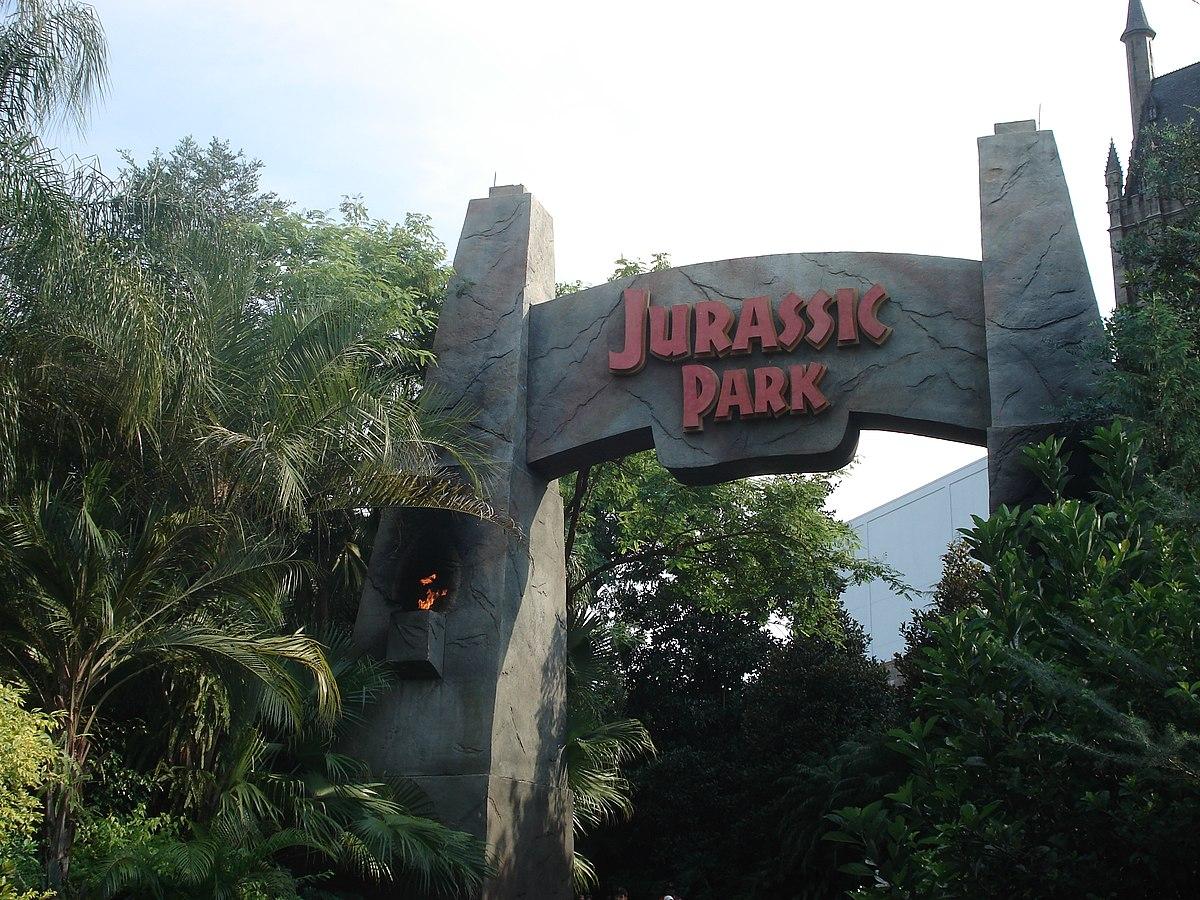 jurassic park film wikipedia