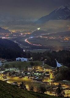 Tyrolean Unterland