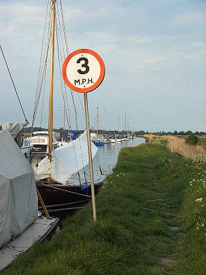 Upton, Norfolk - Image: Upton 2