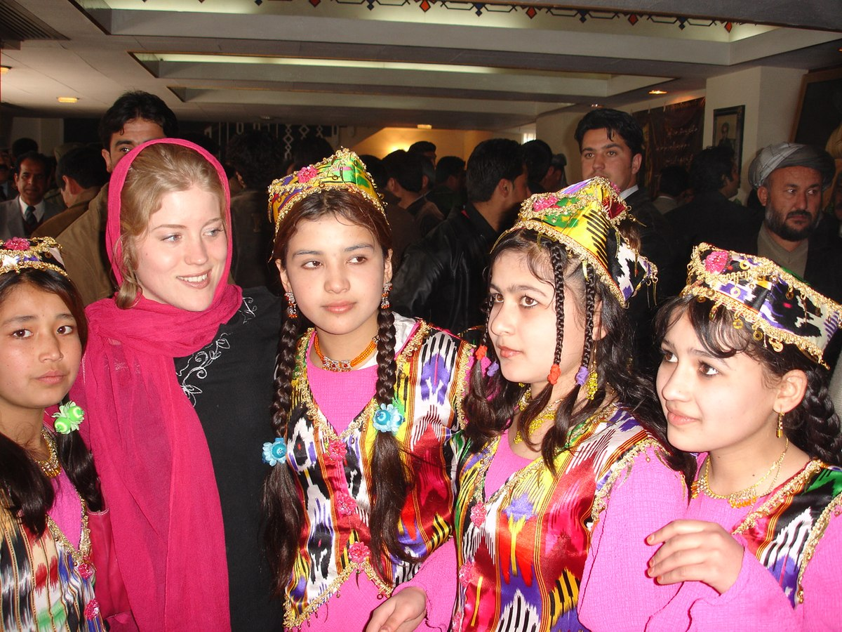Afghan Clothing Wikipedia
