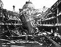 Vígszínház, bombatalálat (1945) Fortepan 60157.jpg