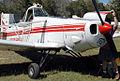 VH-SPA Piper PA-25-235 Pawnee C Caboolture Gliding Club (10617587374).jpg