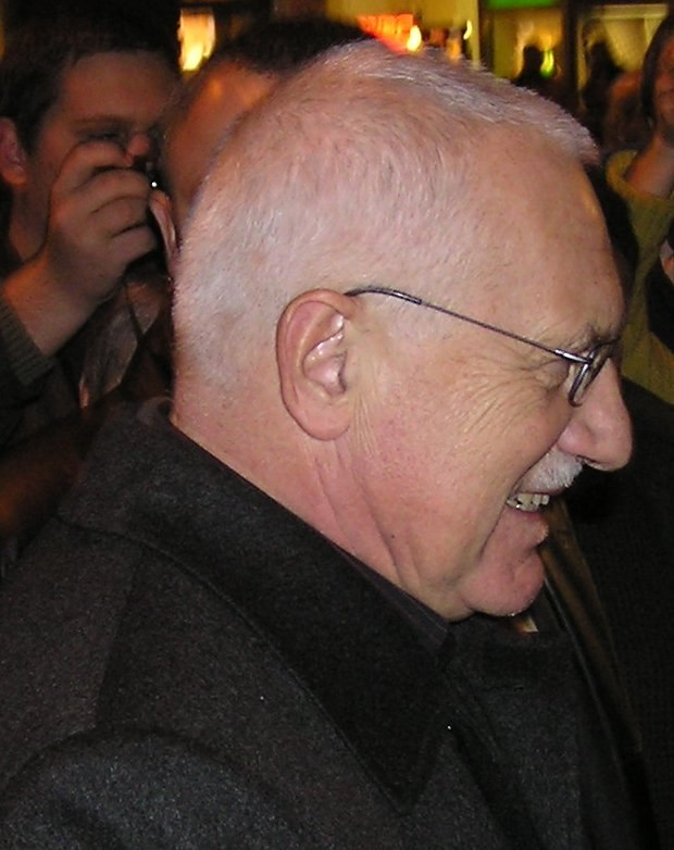 Vaclav Klaus