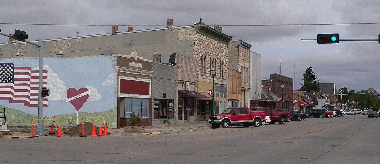 Schön File:Valentine, Nebraska Main From 2nd 1.JPG