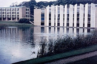 Van Mildert College, Durham - Image: Van Mildert College geograph.org.uk 991250
