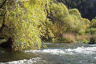 Vayk - Arpa River