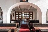 Velden Kirchenstraße 23 Pfarrkirche Unsere Liebe Frau Orgelempore 31012018 2626.jpg
