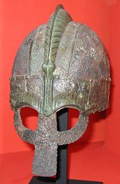 Vendel era helmet (942)