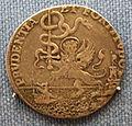 Venezia, osella di alvise II mocenigo, 1702.JPG