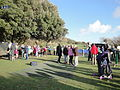 Ventnor Park outdoor fitness area launch day.JPG