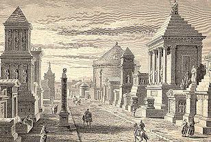 Antik Yollar : Appian yolu vikipedi