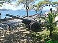 Vickers 6 inch Mk XIX coast defence gun Copacabana Museum Brazil.JPG