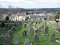 View across the cemetery - geograph.org.uk - 728711.jpg