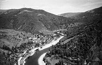 View of Cassaniouze, France (7849406718).jpg