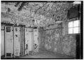 View of locker room. - Great Northern Elevator, 250 Ganson Street, Buffalo, Erie County, NY HAER NY,15-BUF,32-40.tif