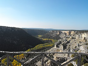 Viewpoint over the River Lobos Canyon - Soria - Spain.jpg