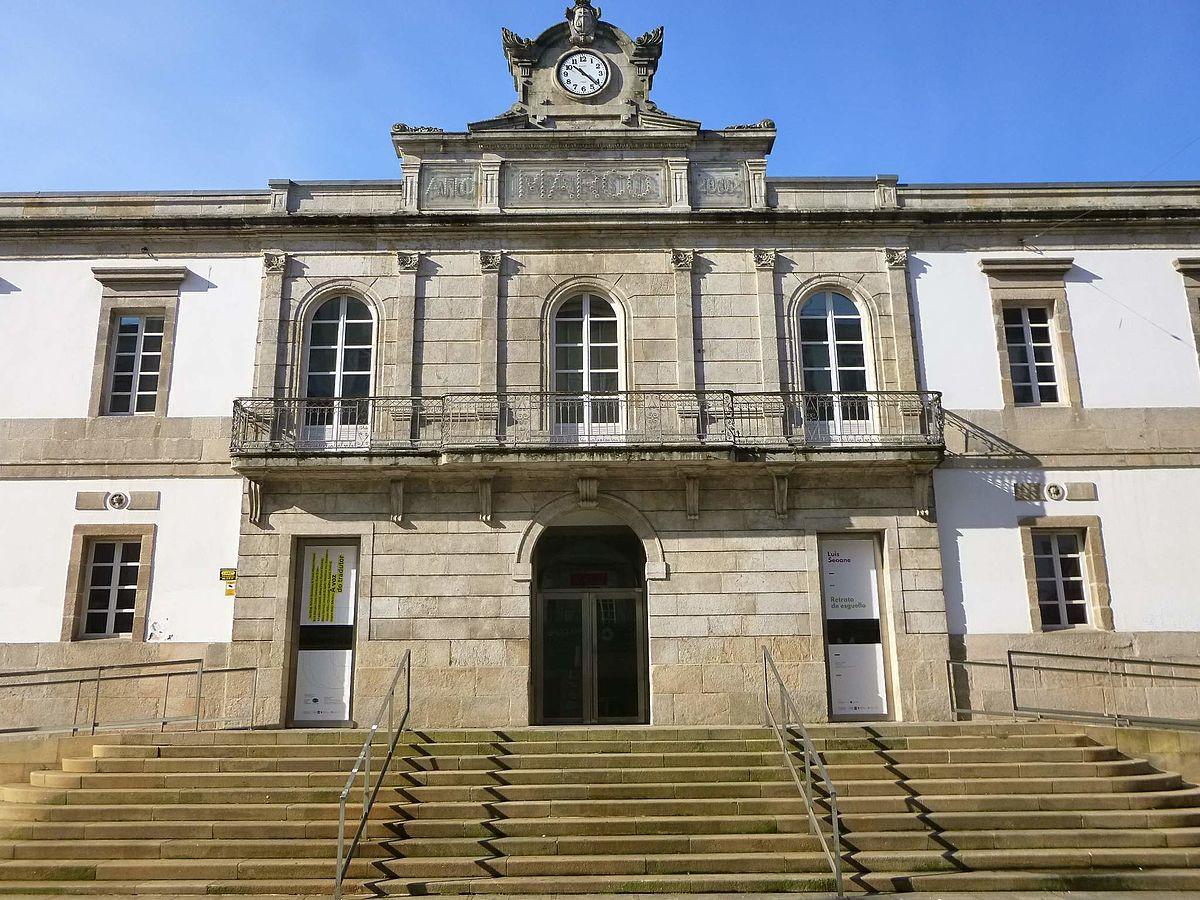 Museo de Arte Contemporáneo de Vigo - Wikipedia, la enciclopedia libre