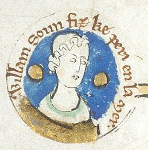 William Adelin - Image: Vilém syn