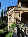 Villa nieuwenkamp, prima terrazza, gong 02.JPG