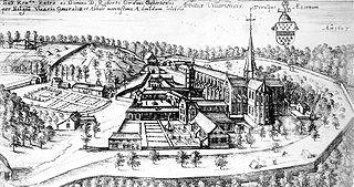 Villers Abbey abbey
