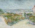 Vincent van Gogh - Montmartre- achter de Moulin de la Galette - Google Art Project.jpg