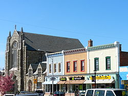 Downtown Vineland