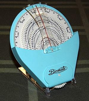 Biorhythm - Japanese Biomate biorhythm calculator