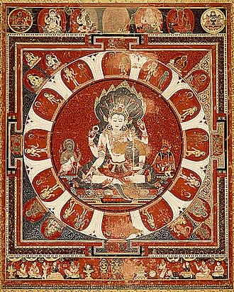 Mandala - Mandala of Vishnu