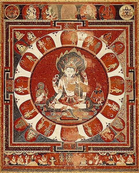 Archivo:Vishnu Mandala.jpg