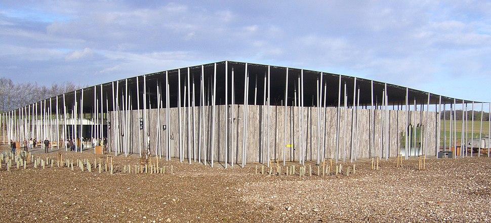 Visitors' centre Stonehenge