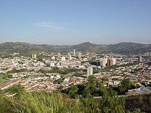 Francisco Prestes Maia - Amparo, São Paulo — birthplace of Prestes Maia