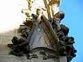 Vitré (35) Église Notre-Dame Façade sud 3ème contrefort 01.JPG