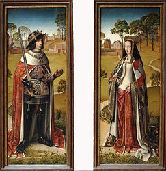 Master of Affligem: Last Judgement Triptych of Zierikzee