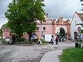 Vrchotovy Janovice, zámek, vchod (01).jpg