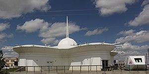 Vulcan, Alberta - Tourism and Trek Station