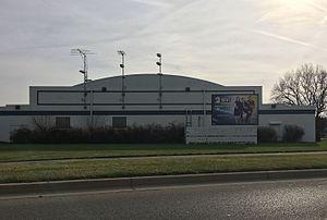 WDTN - WDTN's studio in Moraine, Ohio