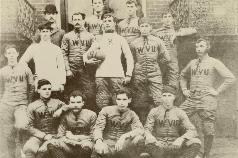 WV football team 1891