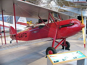 Waco 10 - Waco 10 (or GXE) in the Canada Aviation Museum.