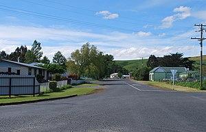 Waitahuna - Boyldon Street, Waitahuna