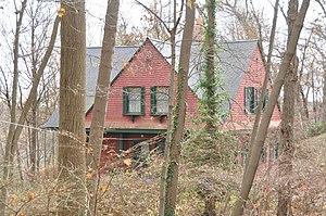House at 6 Adams Street - Image: Wakefield MA 6Adams Street