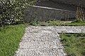 Walking path inside Babur Gardens.jpg